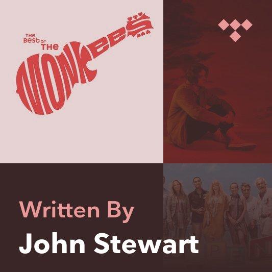 Songwriter Mix: John Stewart