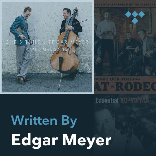 Songwriter Mix: Edgar Meyer