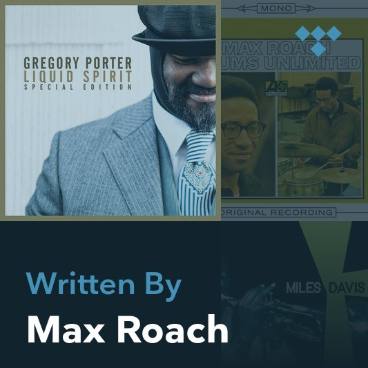 Songwriter Mix: Max Roach