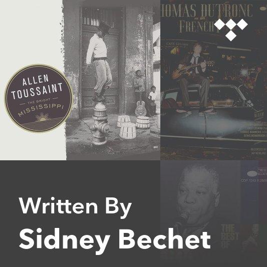 Songwriter Mix: Sidney Bechet