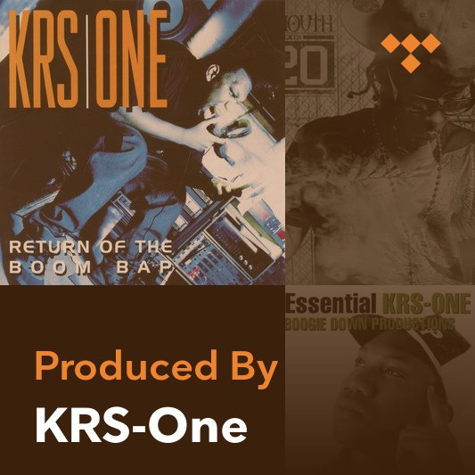 Producer Mix: KRS-One