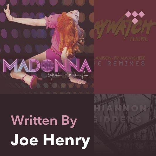 Songwriter Mix: Joe Henry