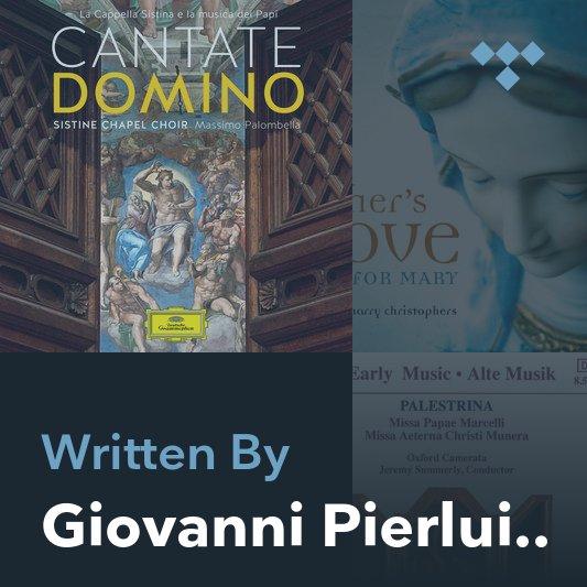 Songwriter Mix: Giovanni Pierluigi Da Palestrina