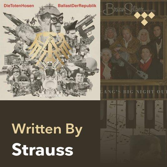 Songwriter Mix: Strauss