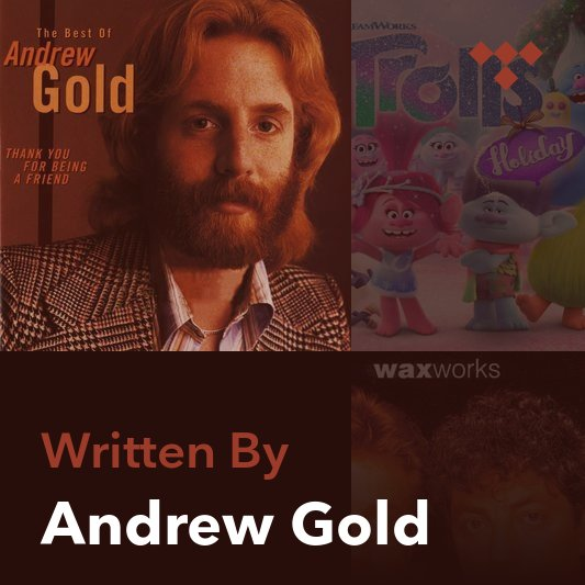 Songwriter Mix: Andrew Gold