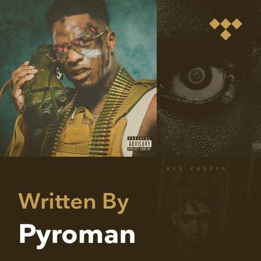 Songwriter Mix: Pyroman