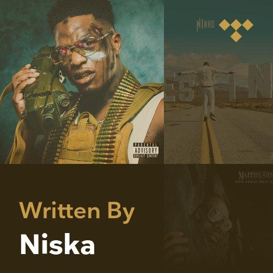 Songwriter Mix: Niska