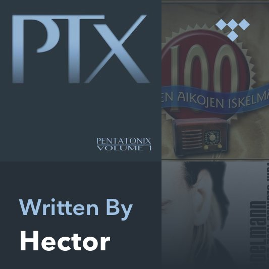 Songwriter Mix: Hector