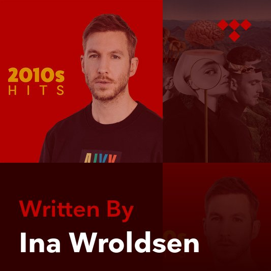 Songwriter Mix: Ina Wroldsen