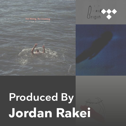 Producer Mix: Jordan Rakei
