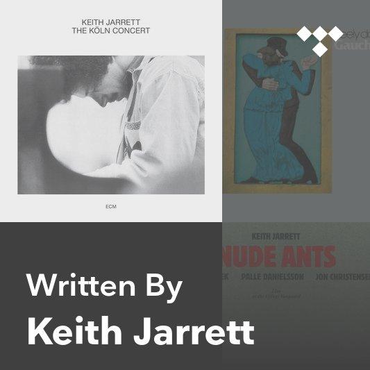 Songwriter Mix: Keith Jarrett
