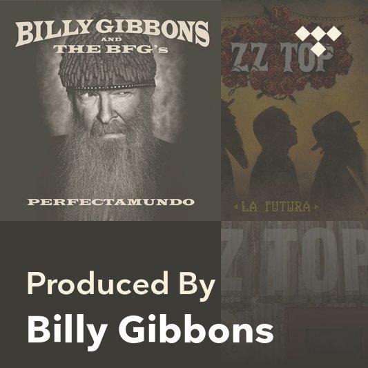 Producer Mix: Billy Gibbons