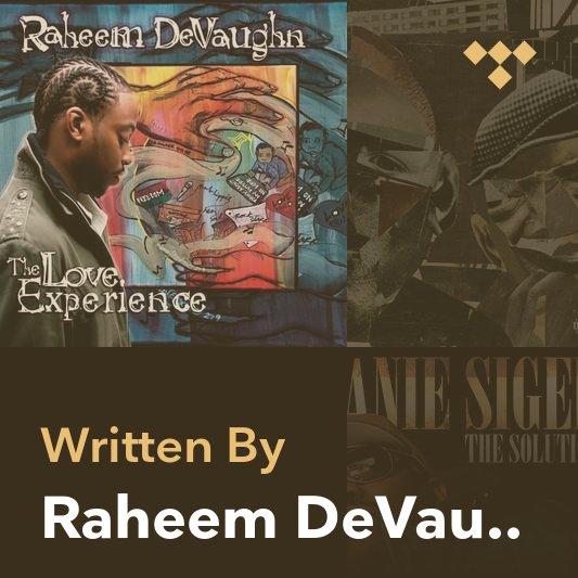 Songwriter Mix: Raheem DeVaughn