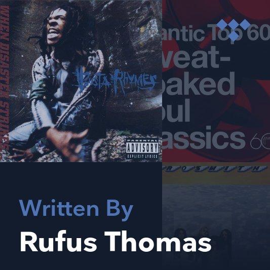 Songwriter Mix: Rufus Thomas