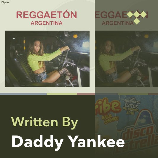 Songwriter Mix: Daddy Yankee