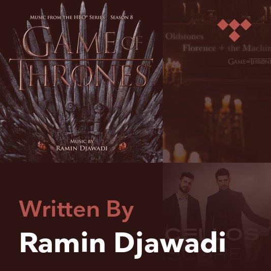 Songwriter Mix: Ramin Djawadi