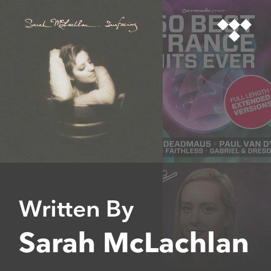 Songwriter Mix: Sarah McLachlan