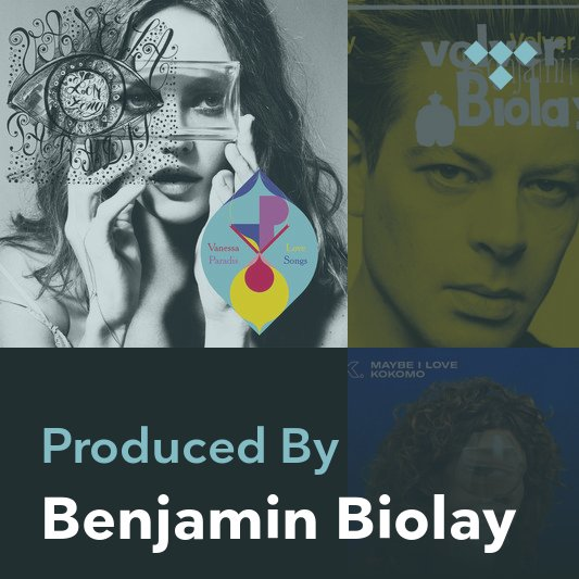 Producer Mix: Benjamin Biolay