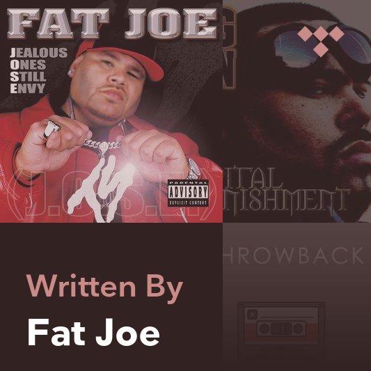 Songwriter Mix: Fat Joe