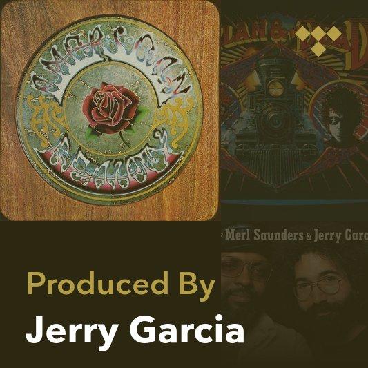 Producer Mix: Jerry Garcia