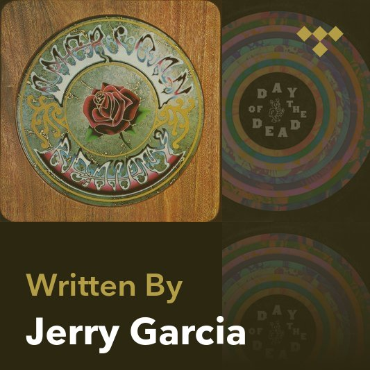 Songwriter Mix: Jerry Garcia