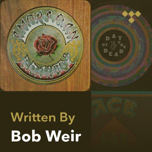 Songwriter Mix: Bob Weir