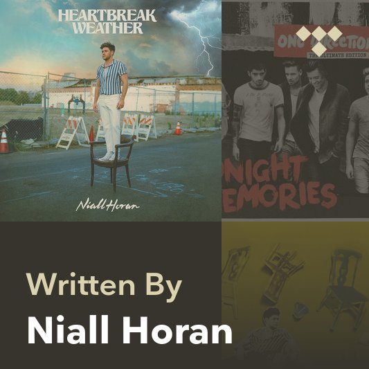 Songwriter Mix: Niall Horan