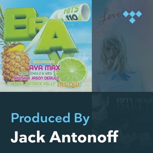 Producer Mix: Jack Antonoff