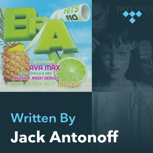 Songwriter Mix: Jack Antonoff