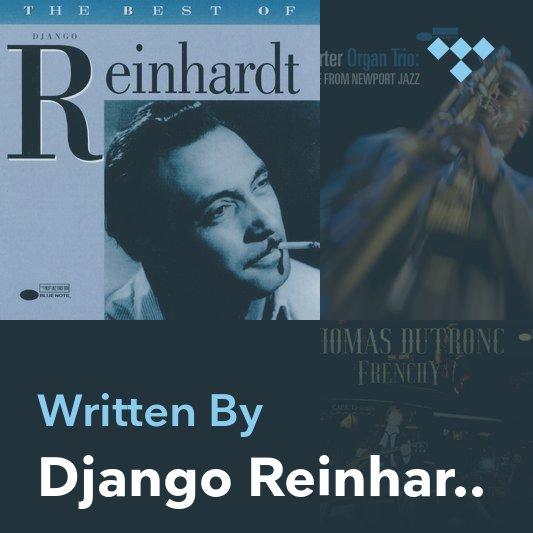 Songwriter Mix: Django Reinhardt