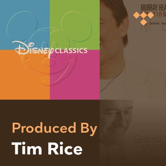 Producer Mix: Tim Rice