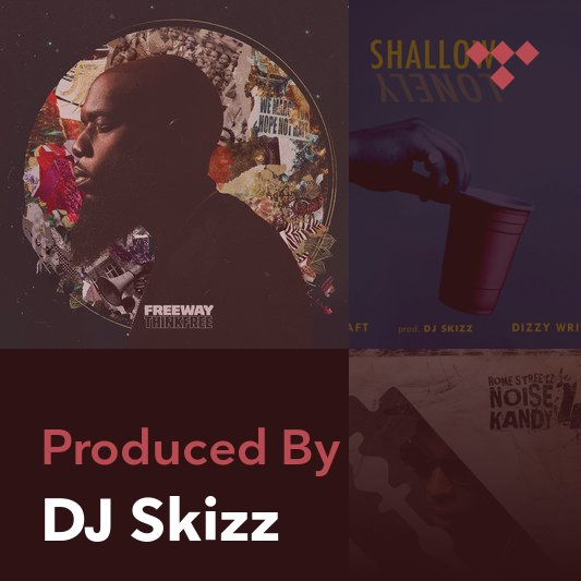 Producer Mix: DJ Skizz