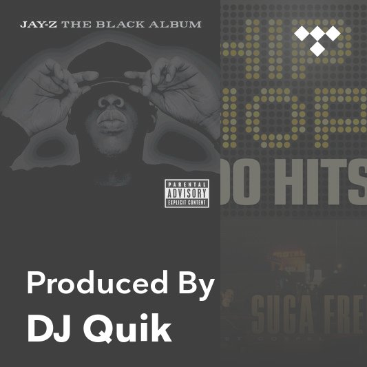 Producer Mix: DJ Quik
