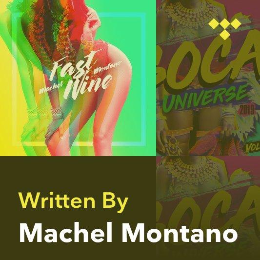 Songwriter Mix: Machel Montano