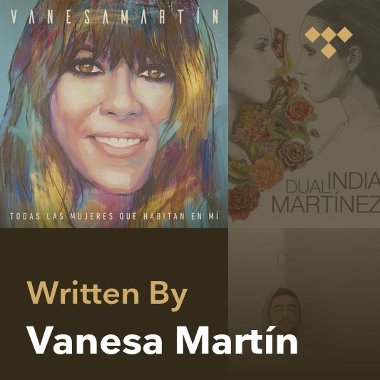 Songwriter Mix: Vanesa Martín