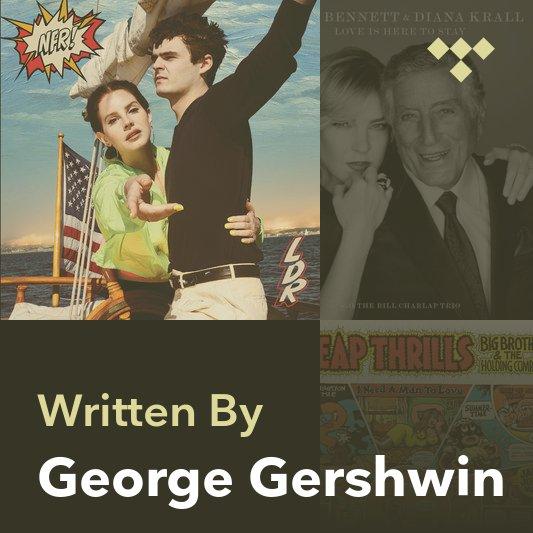 Songwriter Mix: George Gershwin