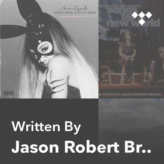Songwriter Mix: Jason Robert Brown