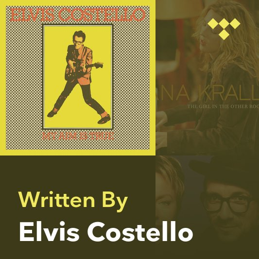 Songwriter Mix: Elvis Costello
