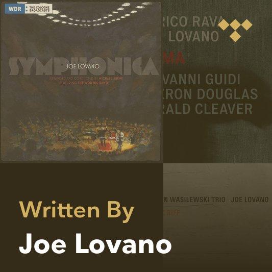 Songwriter Mix: Joe Lovano