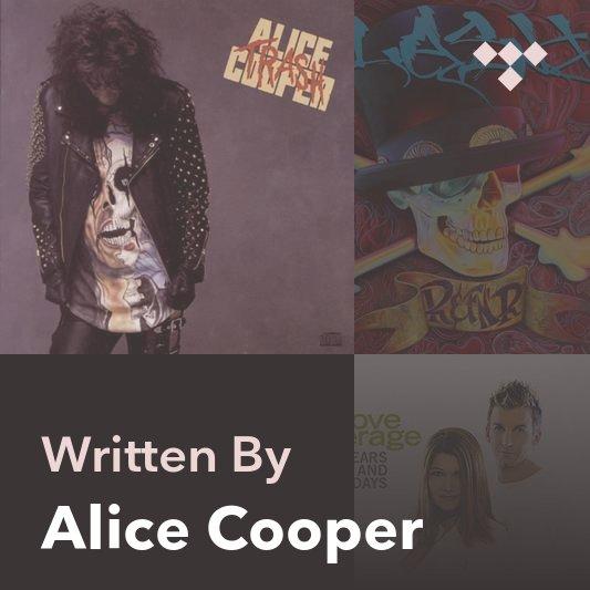 Songwriter Mix: Alice Cooper