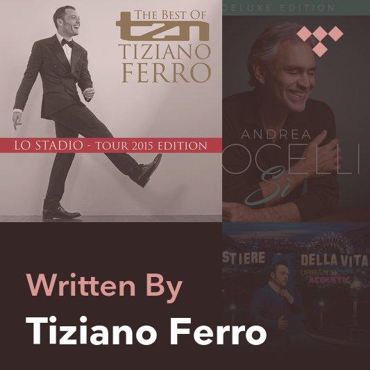 Songwriter Mix: Tiziano Ferro