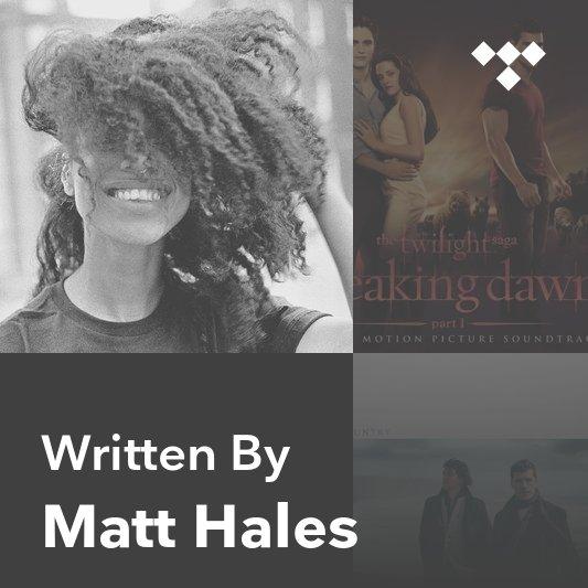 Songwriter Mix: Matt Hales