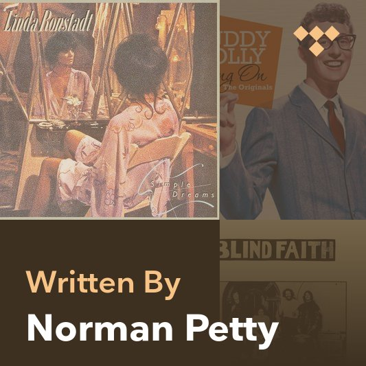 Songwriter Mix: Norman Petty