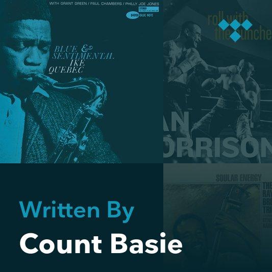Songwriter Mix: Count Basie