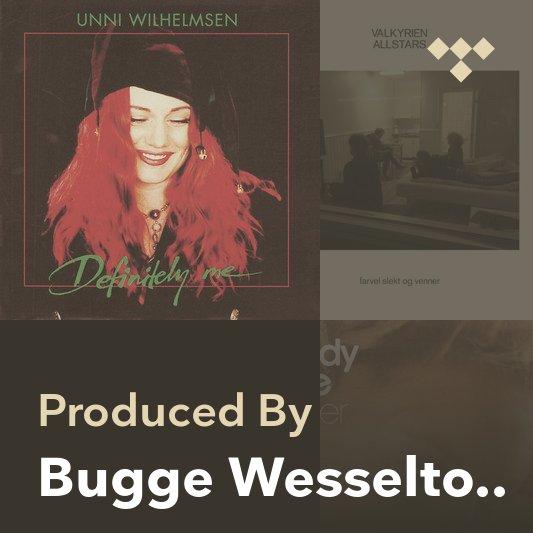 Producer Mix: Bugge Wesseltoft