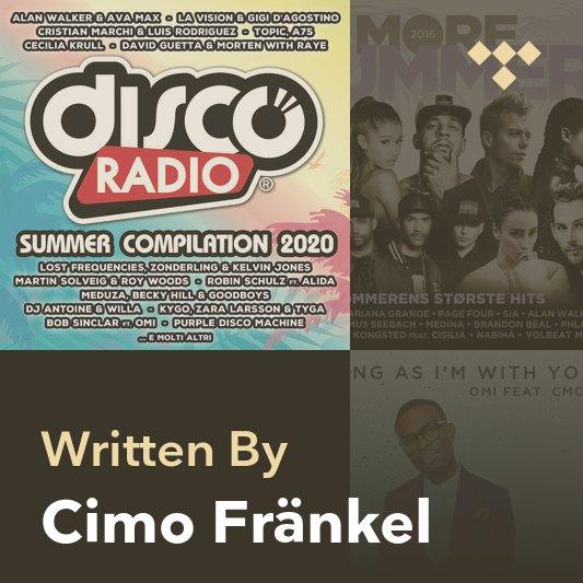 Songwriter Mix: Cimo Fränkel