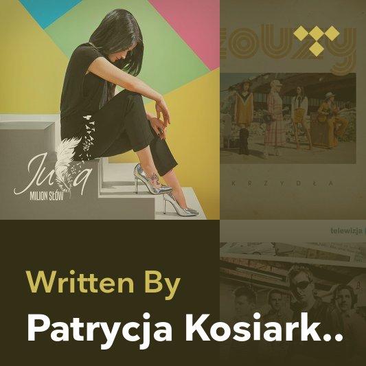 Songwriter Mix: Patrycja Kosiarkiewicz