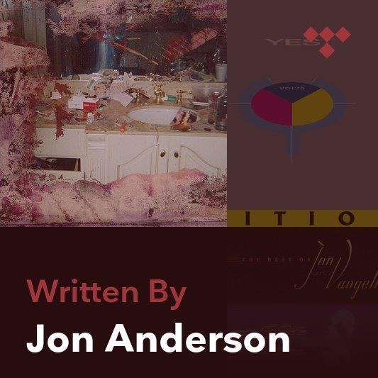 Songwriter Mix: Jon Anderson