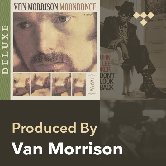 Producer Mix: Van Morrison
