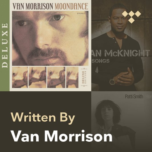 Songwriter Mix: Van Morrison